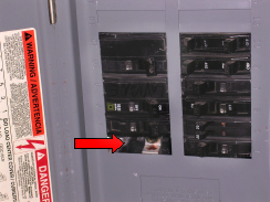 Common electrical installation violations guarding of live electrical parts publicscrutiny Choice Image